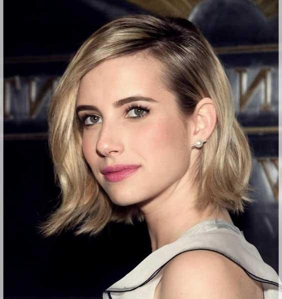 مدل موی زنانه برای صورت بیضی شکل