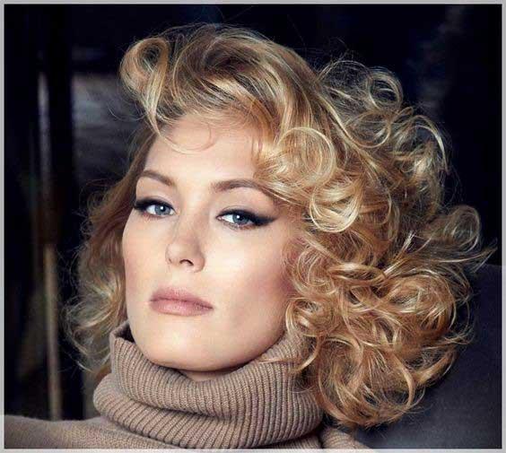 مدل موی زنانه برای صورت مستطیلی شکل