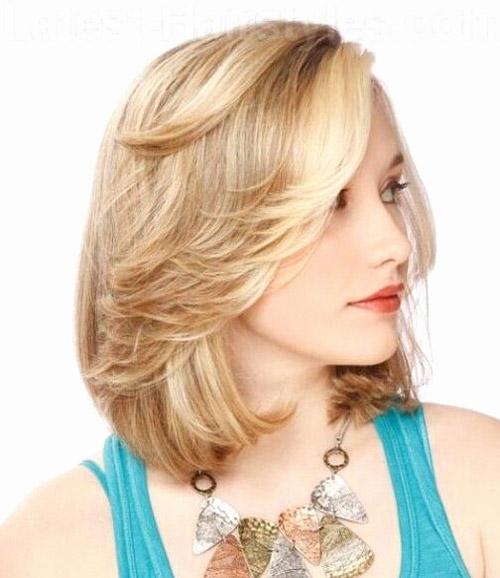 مدل موی کوتاه برای صورت کشیده 3