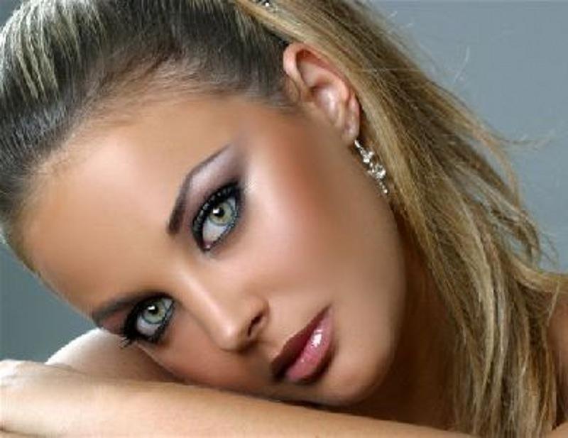 زیباترین مدل آرایش صورت 6