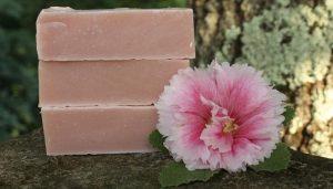 صابون گل ختمی
