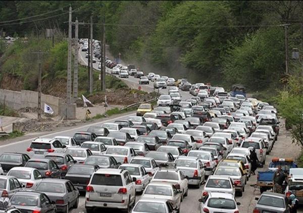 ترافیک شدید