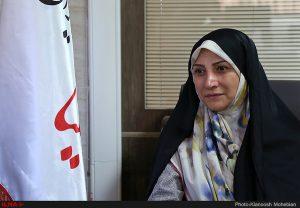 عضو شورای مرکزی انجمن روزنامهنگاران زن ایران