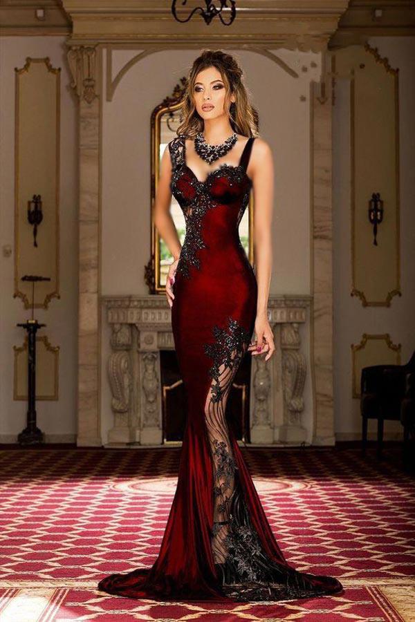لباس مجلسی ماکسی شیک