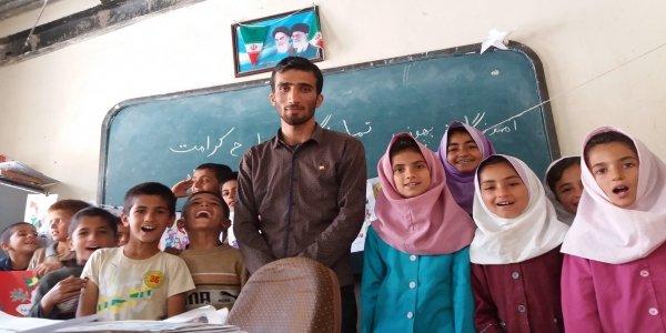 سریاز معلم