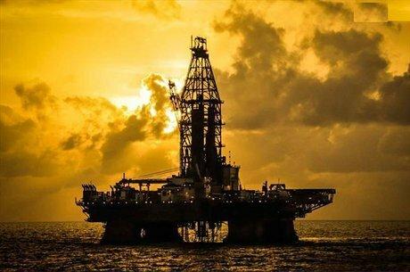 دکل نفتی گم شده