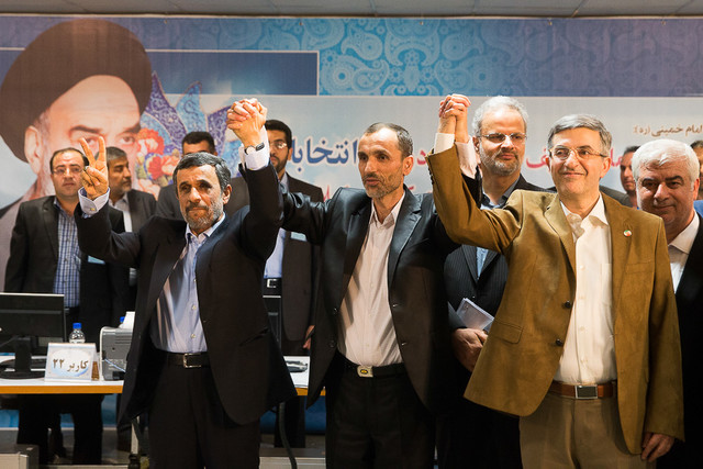 احمدی نژادی ها