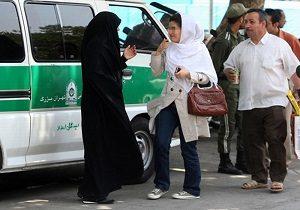 مجازات بی حجابی در معابر عمومی
