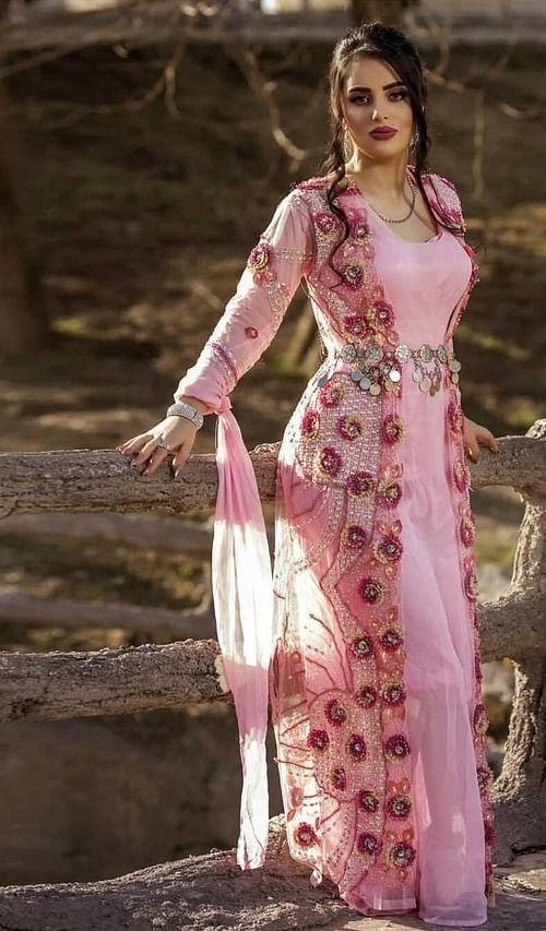 مدل لباس کردی زنانه سورانی