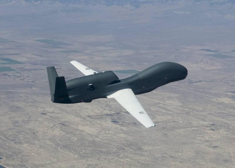 پهپاد آمریکایی گلوبال هاوک تله ای برای شناسایی پدافندی سامانه موشکی ایران بود