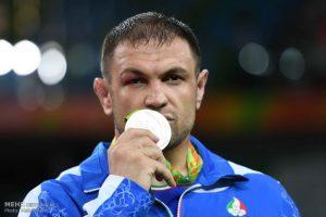 کمیل قاسمی به مدال طلای رقابت های المپیک 2012 لندن دست یافت