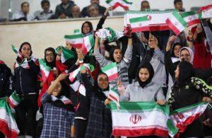 حضور بانون در ورزشگاه آزادی و مرحله مقدماتی بازی های جام جهانی 202 قطر