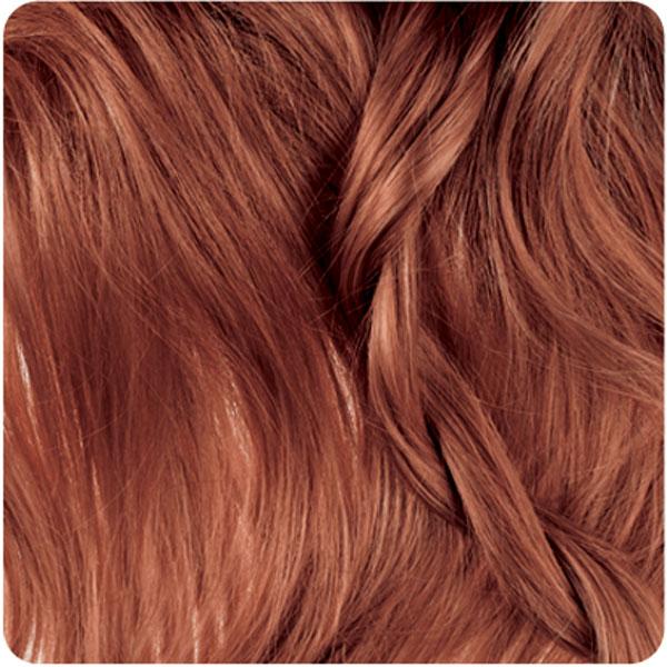ترکیب رنگ موی فندقی