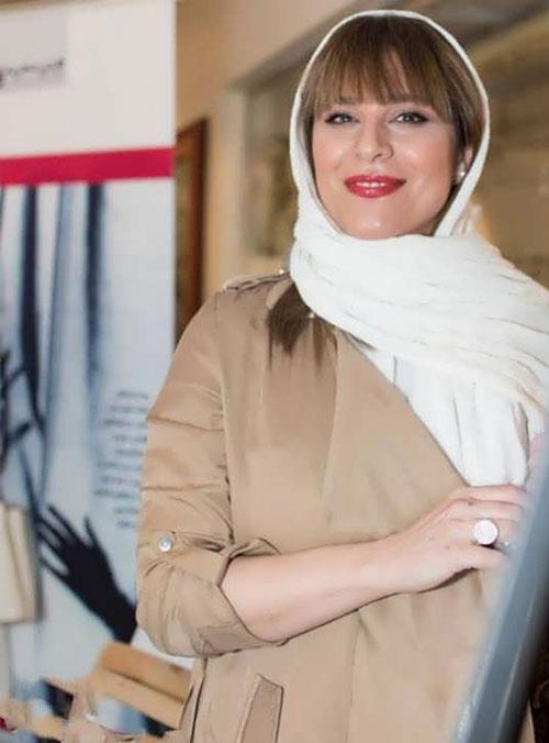 مدل موی سحر دولتشاهی