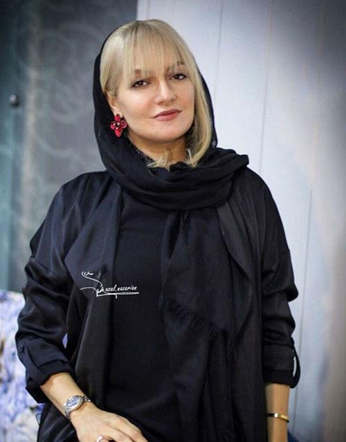 مدل موی مهناز افشار
