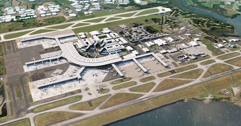 فرودگاه آکلند