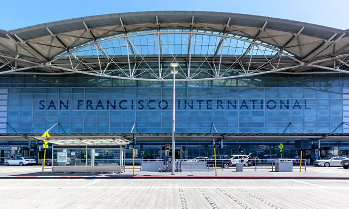 فرودگاه سان فرانسیسکو