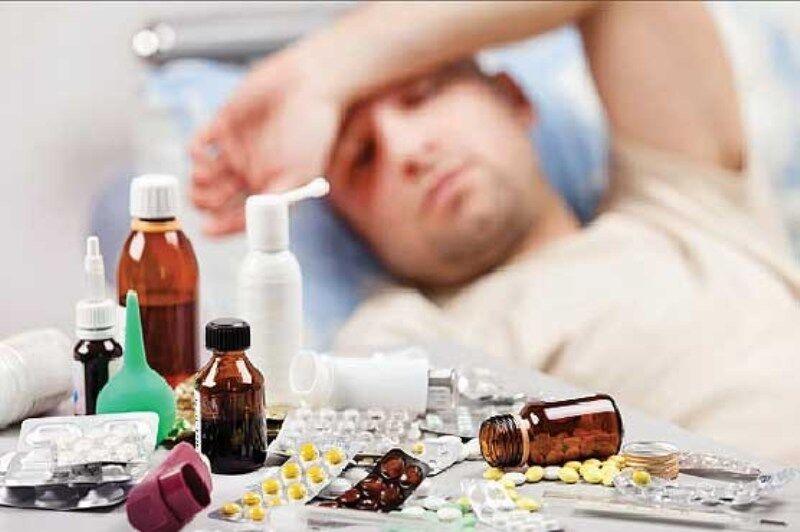 بهترین درمان آنفلوآنزا