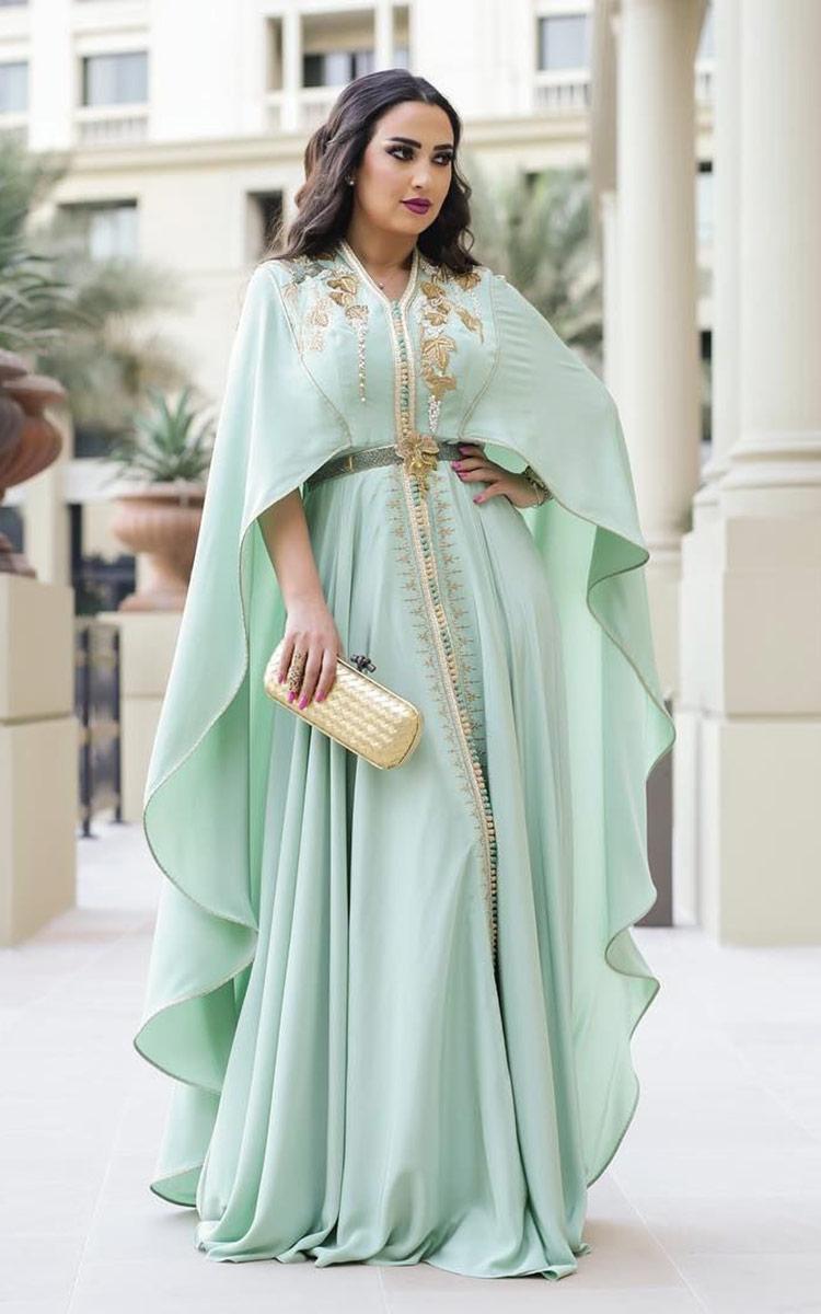زیباترین مدل های لباس مجلسی عربی