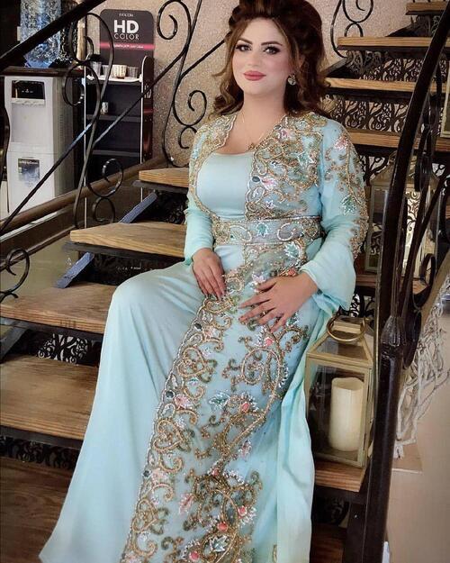 لباس مجلسی گیپور زنانه کردی
