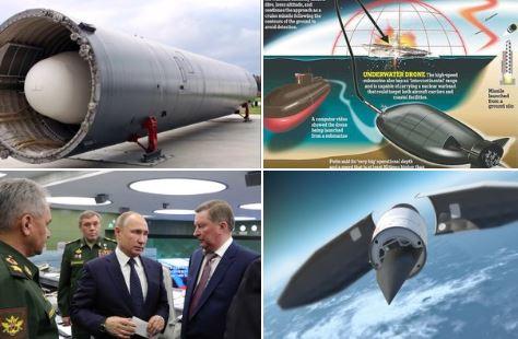 سلاح آخرالزمانی پوتین