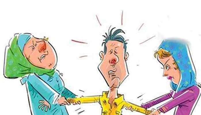 دخالت مادرشوهر اصلی ترین عمل طلاق است