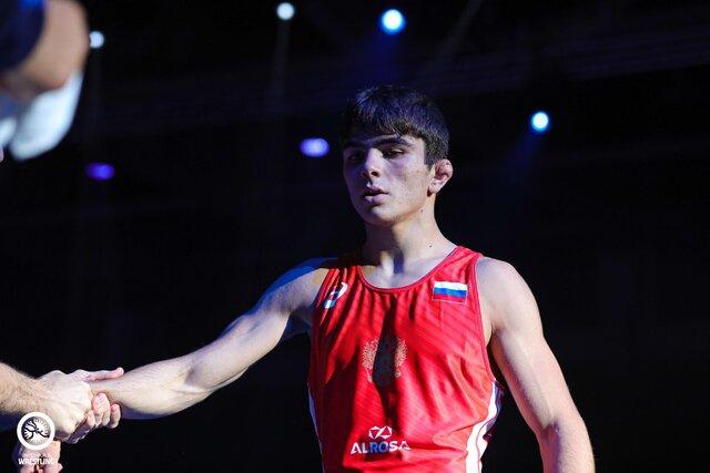 پدیده بیست ساله کشتی جهان قهرمان المپیک ریو را شکست داد