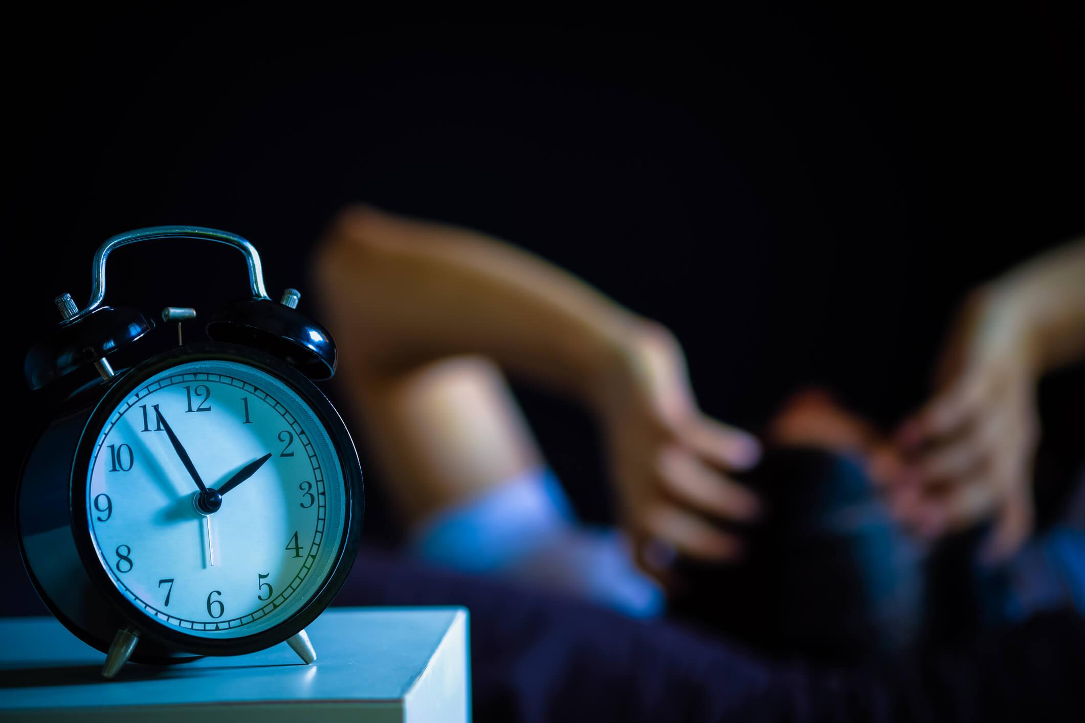 درمان بی خوابی، علت بی خوابی