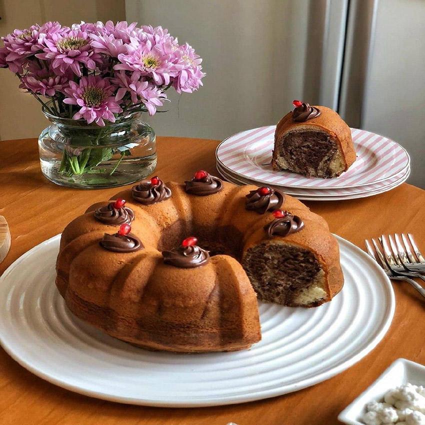 کیک شکلاتی، طرز تهیه کیک شکلاتی