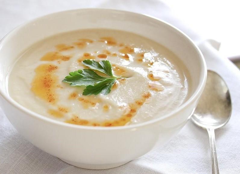سوپ جو، طرز تهیه سوپ جو با شیر