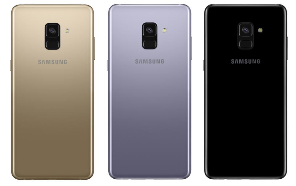 +Samsung Galexy A8