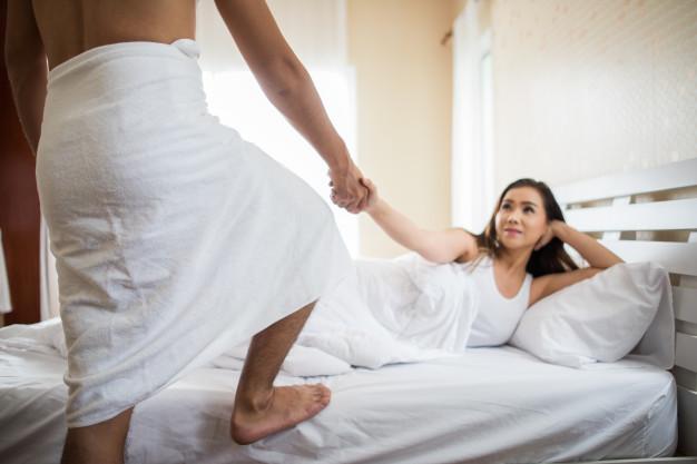 درمان بی میلی زنان