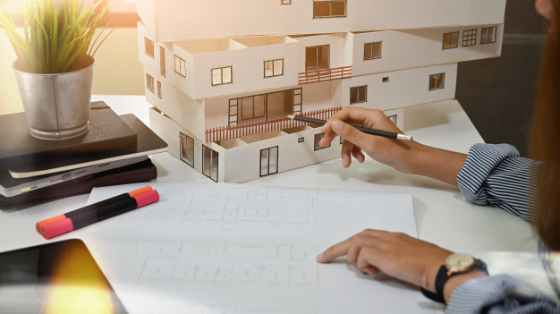 انجام پروژه معماری در منزل ، انجام پروژه راینو
