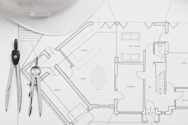 انجام پروژه معماری با رویت