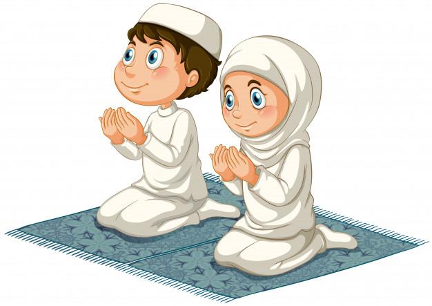 خواندن نماز