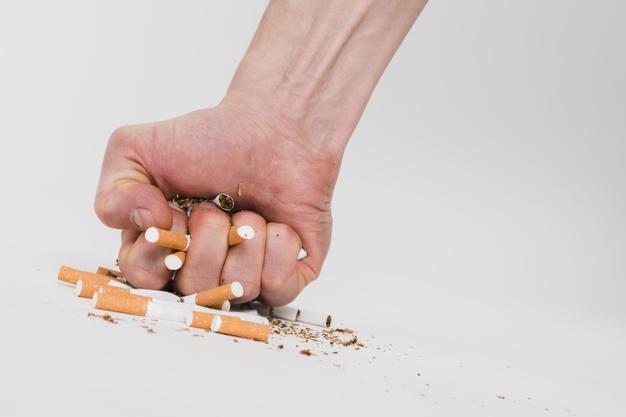افسردگی بعد از ترک سیگار