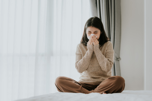 علائم آلرژی در بزرگسالان