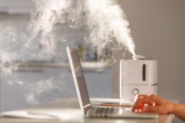 خوشبوکننده هوا برای پاکسازی ریه