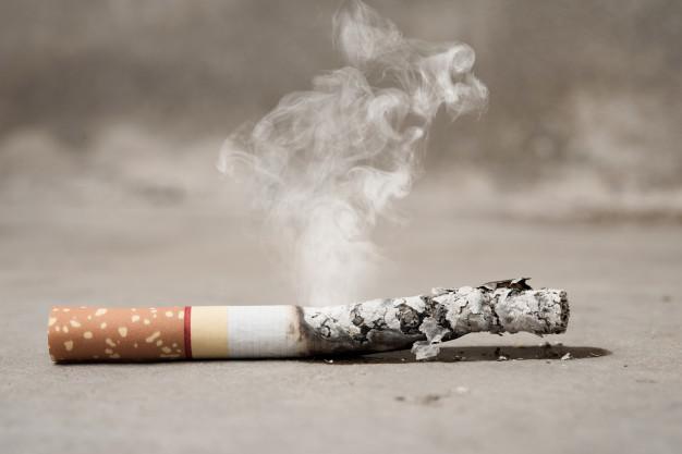 تاثیر سیگار بر کرونا