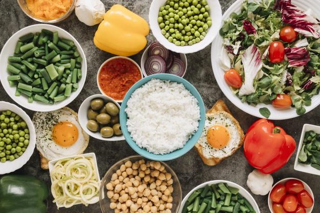 رژیم غذایی برای پاکسازی ریه