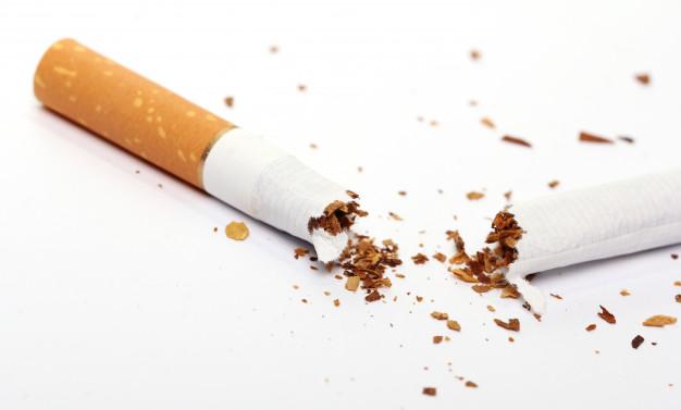 تجربه ترک سیگار