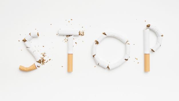 نظرات در مورد ترک سیگار