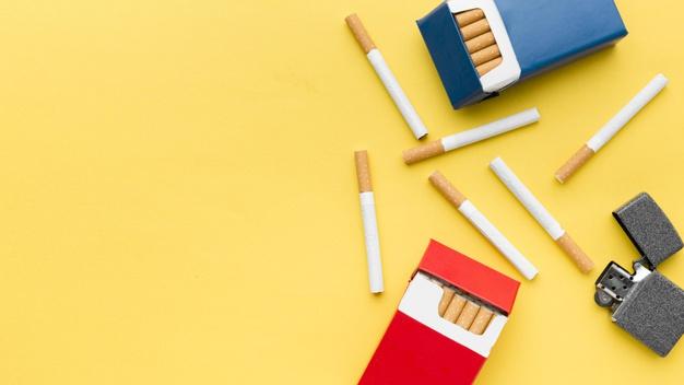 عوارض بعد از ترک سیگار