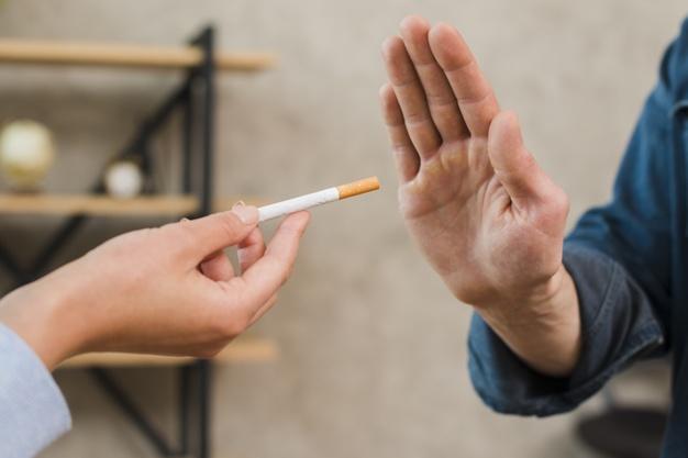 بعد از ترک سیگار