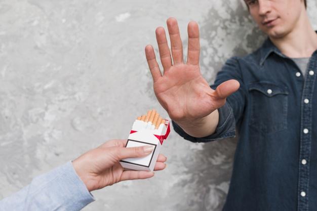راههای ترک سیگار سریع