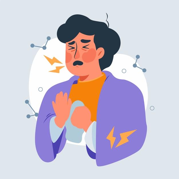 درمان تنگی نفس در خانه ، درمان درد قفسه سینه و تنگی نفس