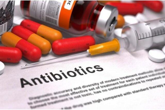 آنتی بیوتیک برای زخم معده