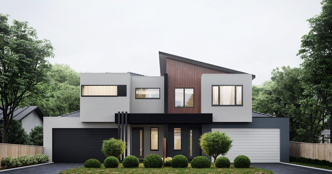 ایده طراحی نمای ساختمان مدرن و کلاسیک