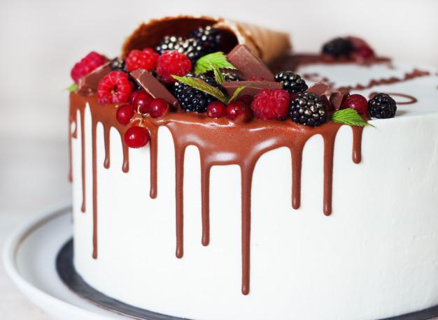 دستو پخت کیک تولد