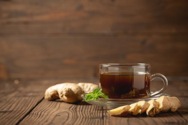 چای زنجبیل برای سردرد